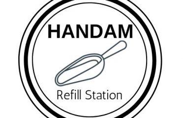 Handam – refill station
