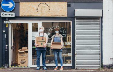 The Replenishery zero waste – plastic free shop